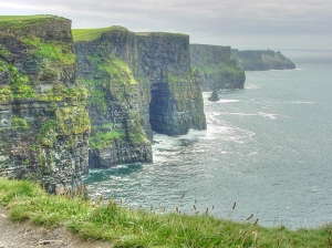 Cliffs of Moher, County Clare Ireland